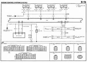 2005 Mazda 6 Wiring Diagram