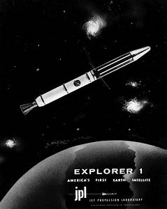 Explorer 1 50th Anniversary : Image of the Day