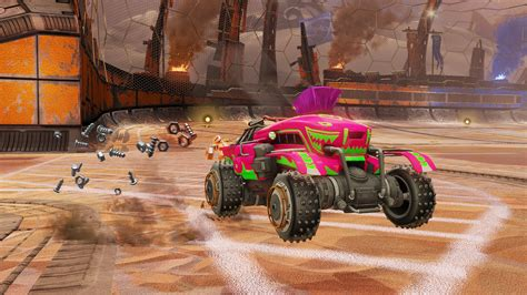 rocket league chaos run arrives  early december