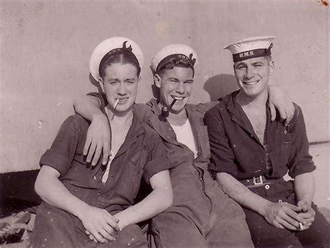 british ca wwii vintage sailor navy sailor sailor