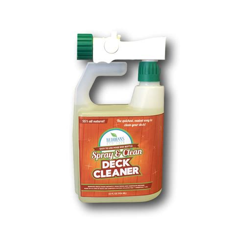 Trex Deck Cleaner by Composite Deck Cleaner Composite Decks Trex Deck Cleaner