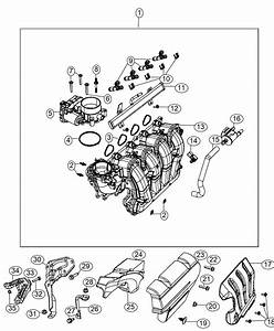 Jeep Compass Manifold  Intake  Export  Use For 11  06  2017