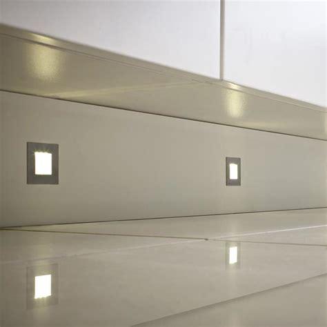 Luce Sls Led Plinth Lights  Kitchen Fittings Online