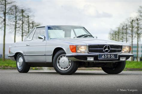 mercedes benz  sl    classicargarage