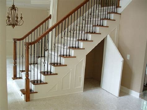 staircase design with storage maximizing small spaces under the stairs storage des moines parent