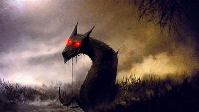 Demon Wolf Wallpapers Scary Pro