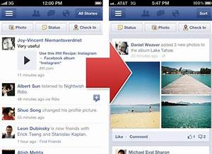 Facebook Mobile Ansicht : facelift facebook mit neuer mobil ansicht iphone ~ A.2002-acura-tl-radio.info Haus und Dekorationen