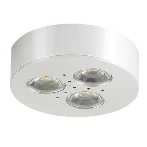 surface led puck cabinet spot furniture light cree led
