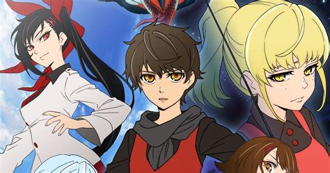 15 Anime To Watch If You Like Tower Of God Cbr