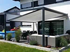 Sonnensegel terrassen berdachung pinterest for Terrassenüberdachung mit sonnensegel