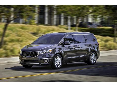 Kia Sedona Prices, Reviews And Pictures  Us News