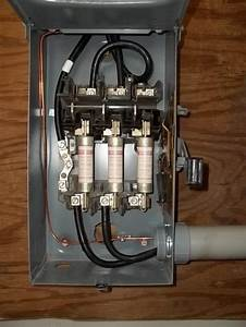 Disconnect Switch For A Large Rpc Idler