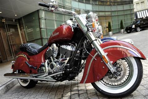Indian Motorcycles Come To India Tracking Harley-davidson