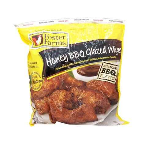 The kirkland signature frozen chicken wings contain no added hormones or steroids and there is no need to thaw before cooking. Foster Farms Chicken Wings, Honey BBQ Glazed (80 oz) from Costco - Instacart