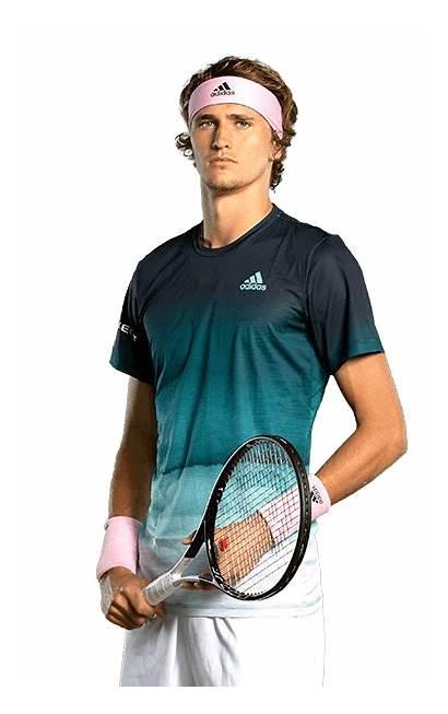 Tennis Player Zverev Players Adidas Sponsor Gear
