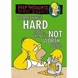 Homer Simpson Work Quotes. QuotesGram