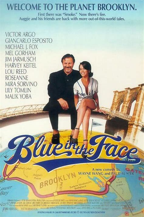 blue   face madonna cameo    paul auster