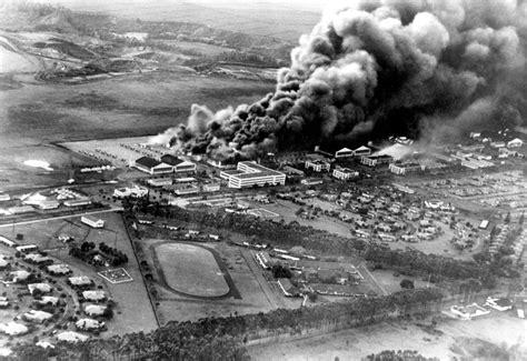 Pearl Harbor: Survivors remember fallen at Wheeler Field