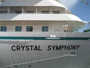 crystal symphony deck plans diagrams pictures video