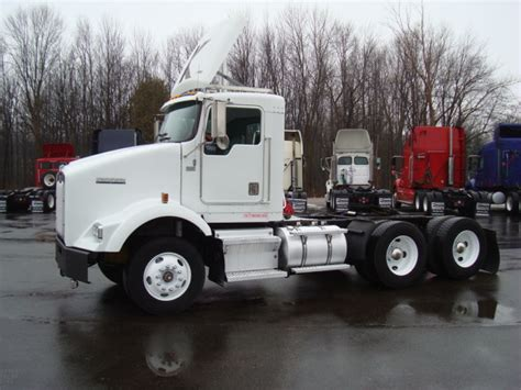 2001 kenworth for sale 2001 kenworth t800 for sale at ellenbaum truck sales