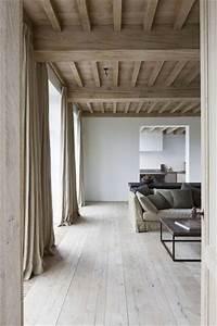 les 25 meilleures idees concernant peintures blanc casse With couleur pour le salon 0 des rideaux gris argent matieres pour un salon au style