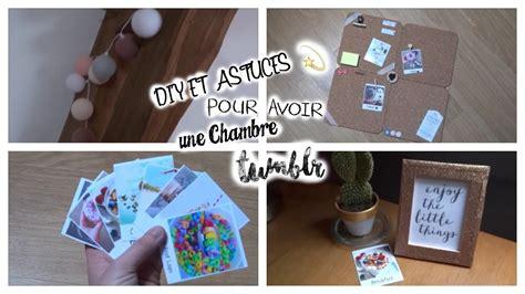 Diy Et Astuces Pour Avoir Une Chambre Tumblr , Diy Room