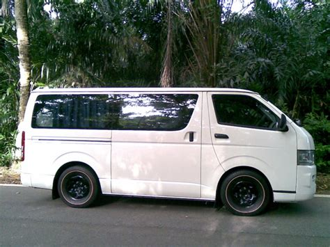 Toyota Hiace Picture by 2007 Toyota Hiace Pictures Cargurus