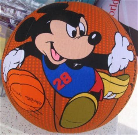 Disney Balzac Ball   12 Inch   Mickey Mouse Basketball