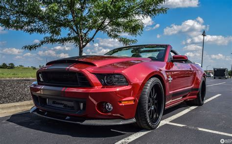 2013 Gt500 Snake by Ford Mustang Shelby Gt500 Snake Convertible 2014 1