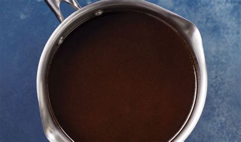 demi glace how to make espagnole brown sauce and demi glace