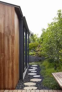 Ciseaux à Bois Japonais : chemin de jardin en pas japonais 10 id es d am nagement ~ Melissatoandfro.com Idées de Décoration