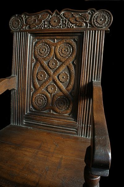 oak reproduction furniture detail authenticity equals