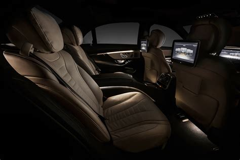 Check specs, prices, performance and compare with similar it's available with a choice of three engines: 2014 Mercedes S-Class Official Interior Photos Released - autoevolution