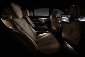 2014 Mercedes S-Class Official Interior Photos Released - autoevolution