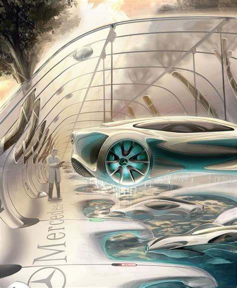 mercedes benz biome seed autodesk gallery exhibits mercedes benz biome car