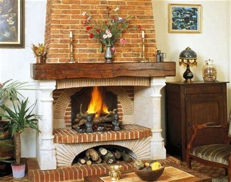 petit bureau en bois cheminée rustique photo 1 10 une cheminée rustique