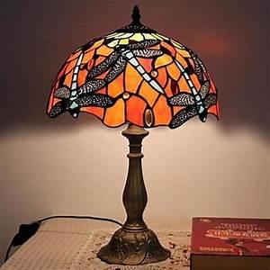 Lampe A Poser Pas Cher : lampe de table tiffany tu achat vente lampe a poser pas ~ Teatrodelosmanantiales.com Idées de Décoration