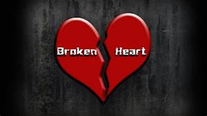 sad-broken-heart-hd-free-wallpaper - HD Wallpaper