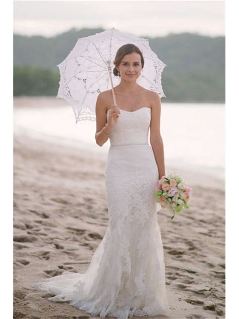 buy wedding dress beach  cheap chiffon