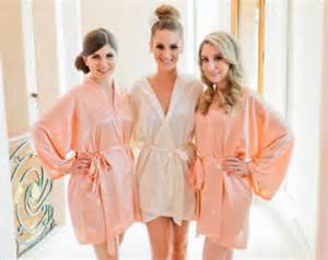 bridesmaid kimono bridesmaid robes etsy