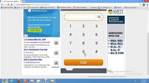Free Calls To Mobile Phones by Make Daily 60 Minutes Free Mobile Phone Calls From