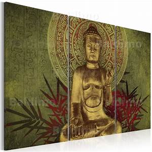 large canvas wall art print image picture photo With buddha wall art