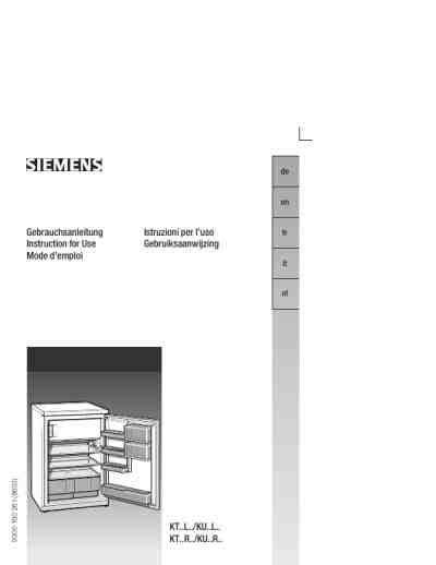 günstiger kühlschrank ohne gefrierfach siemens ku 16 la 40k 195 188 hlschrank herunterladen pdf