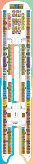 enchantment of the seas deck plan printable of the seas deck plans