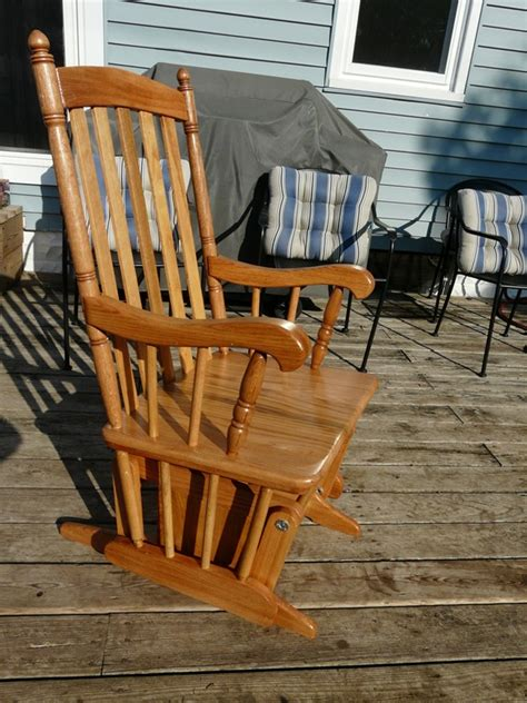 glider rocker bench plans  woodworking