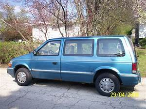 93 Dodge Grand Caravan For Sale