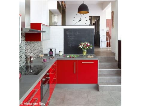 deco cuisine et grise idee deco cuisine et gris