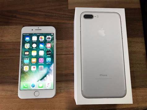 iphone 7 plus zubehör apple iphone 7 plus 256gb prata frete gratis r 5 788 80 em mercado livre