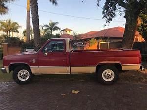 1985 Chevrolet Silverado C20 Camper Edition For Sale