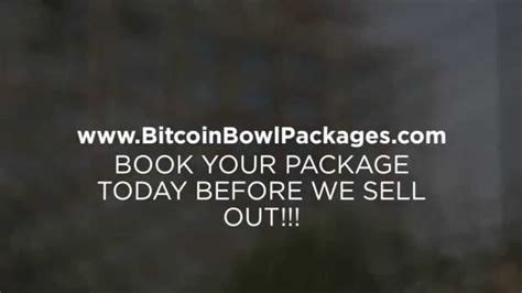 Petersburg chamber of commerce, we were able to introduce many local businesses to bitcoin for the very first time. Bitcoin St Petersburg Bowl   Hotels and Tickets - YouTube